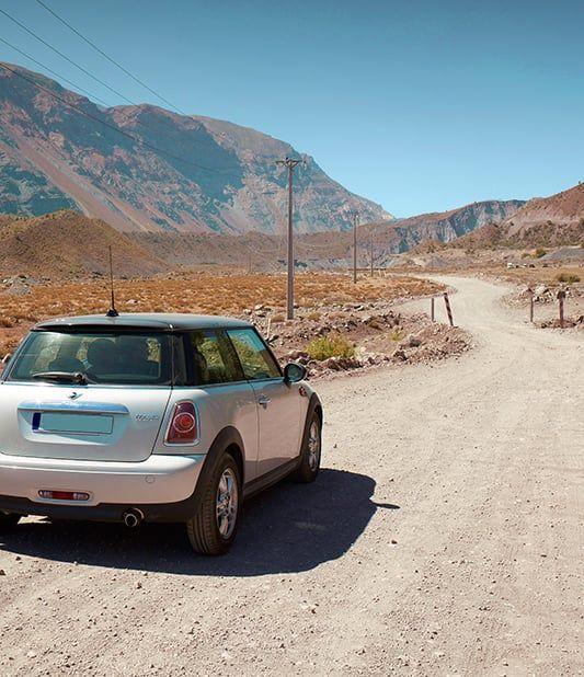 Location de voiture en aller simple