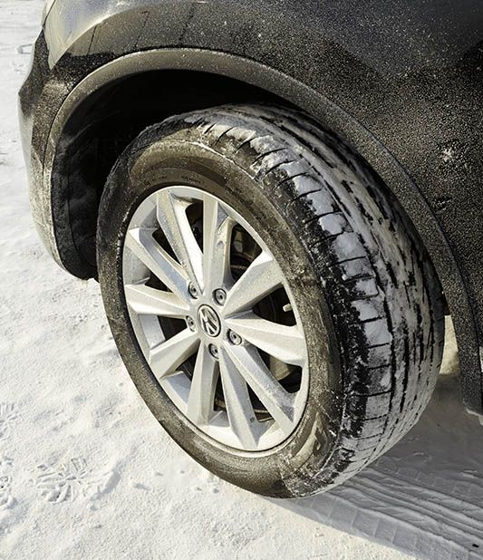 Winter products for your car hire