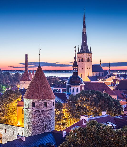 Prestige Car rental in estonia