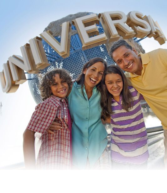 Save up to 15% from Avis and enjoy discounts from Universal Orlando™ Resort