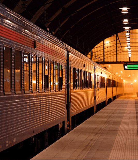 We rub shoulders with leading rail operators to offer you generous rates and rewards on your next trip.