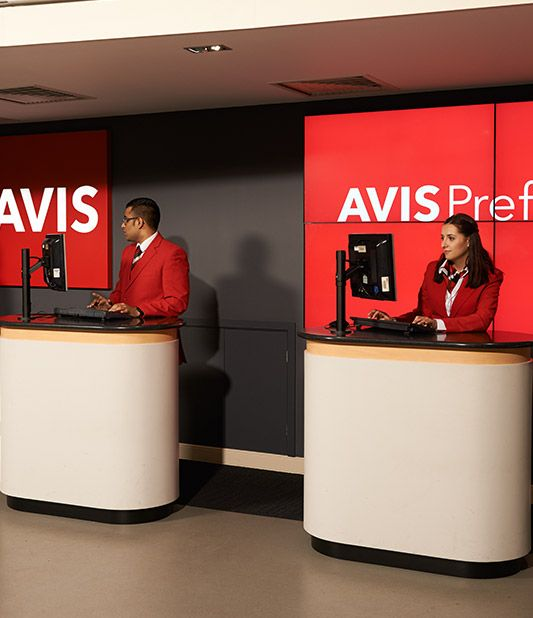 avis car rental agencies in moroccan airports