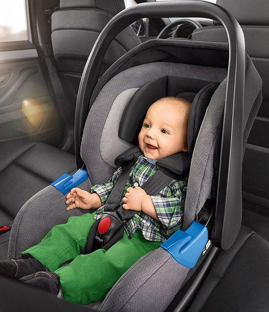 Kindersitze für Ihren Mietwagen