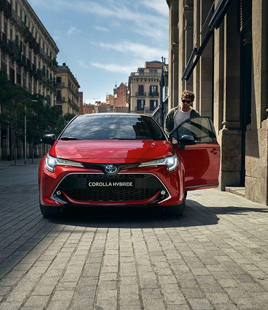 Nouvelle Toyota Corolla Hybride