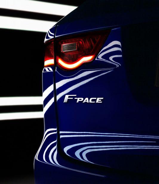 Jaguar F-PACE Avis