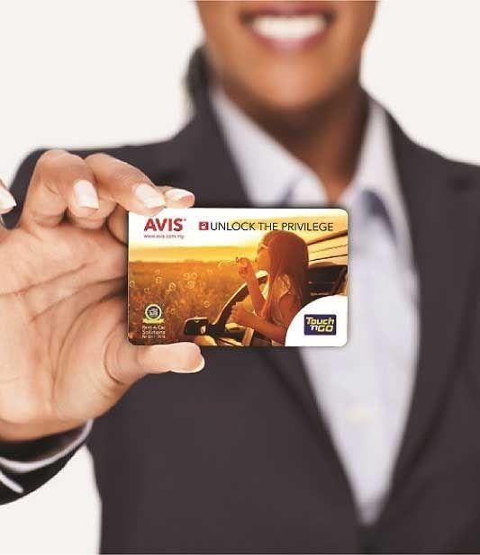 Avis Malaysia Touch 'n Go Card