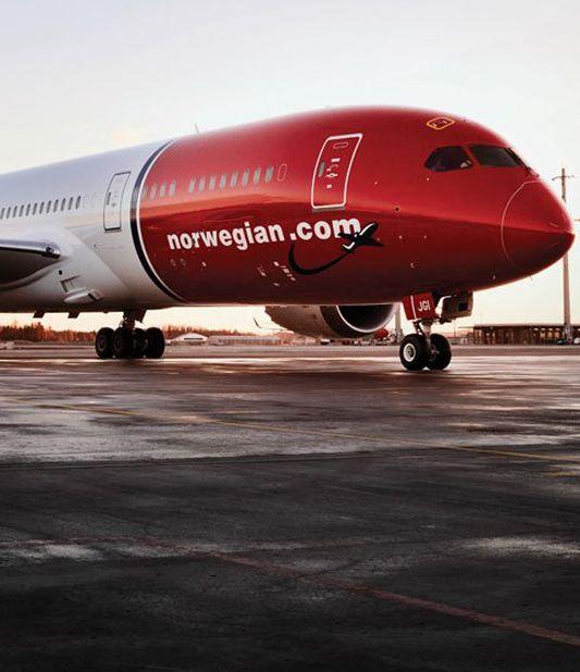 Samarbeid med Norwegian Reward