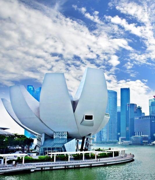 Visitez Singapour à prix doux