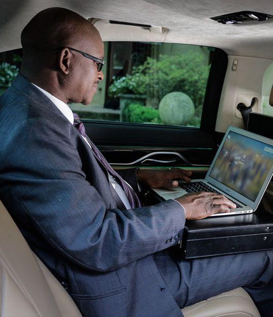 Chauffeur Driven Services