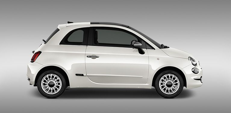 Hire A Fiat 500 From Avis