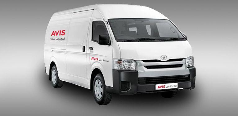 Avis Van Rental Fleet – Bakkie Hire Vehicles   Avis Fleet