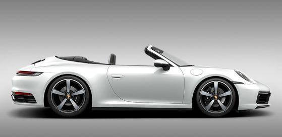 Porsche Rental In Austria