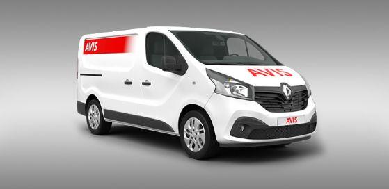 Hire Vans in the Netherlands - Avis