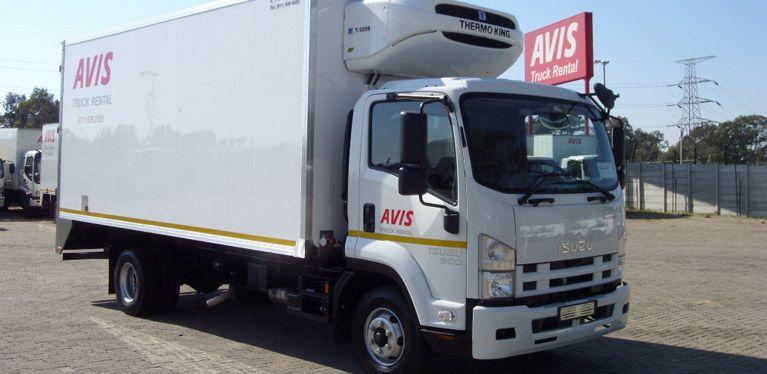 Avis Truck Rental Truck Hire Avis South Africa