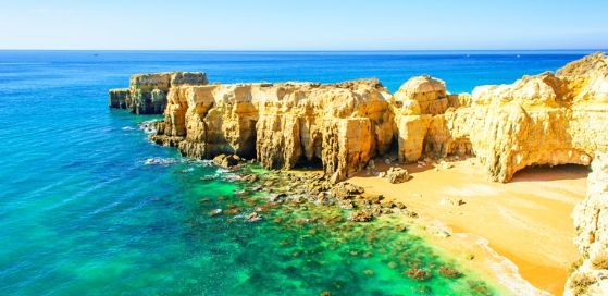Beyond Faro - Hidden beaches