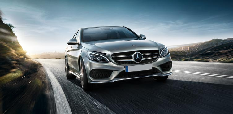 Book the new Mercedes-Benz C-Class with Avis Car Hire.