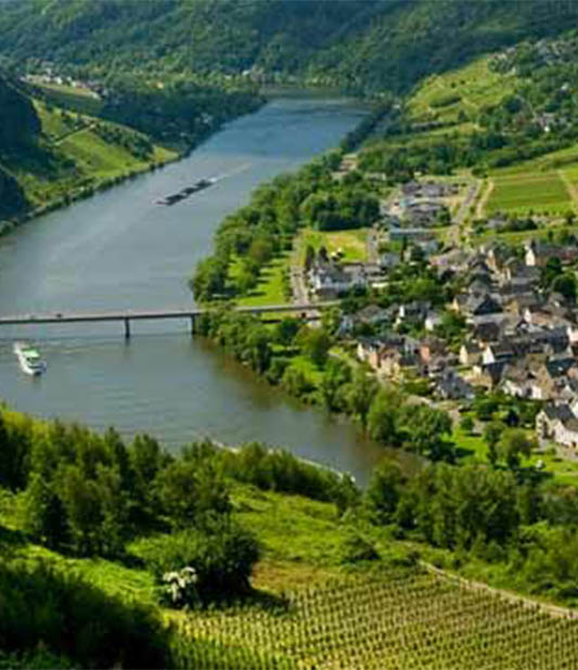 Germany's Moselle River Route