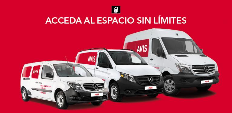 Alquiler de furgonetas - Avis - photo#14