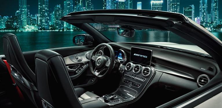 Mercedes C200 kabrió Avis