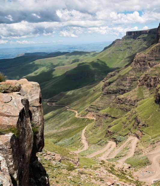 Avis car hire in Lesotho