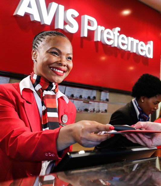 Join Avis Preferred