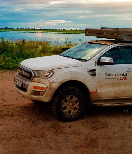 Save on self drive safari in Southern Africa