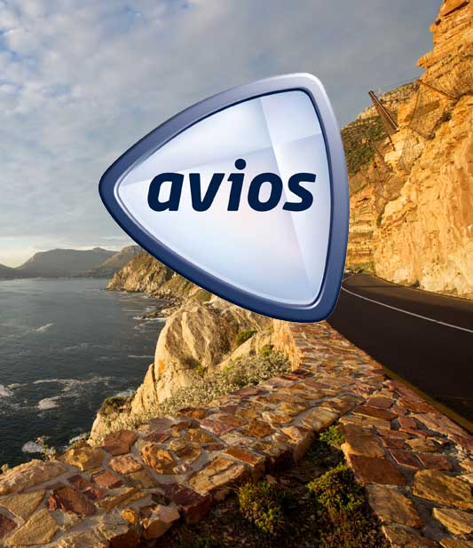 Avis in partnership with Avios