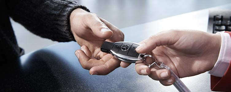 Avis hire car keys