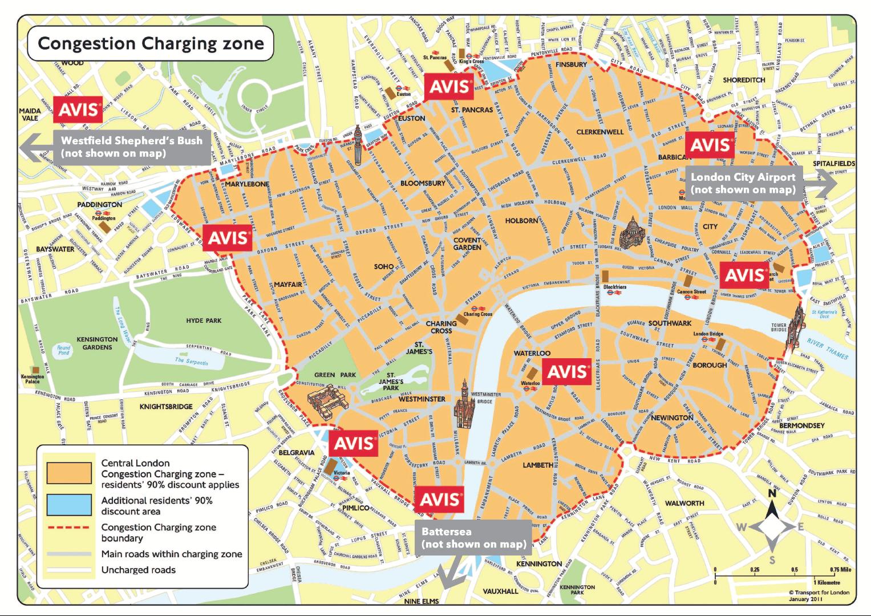 Avis Rental Car Uk Locations