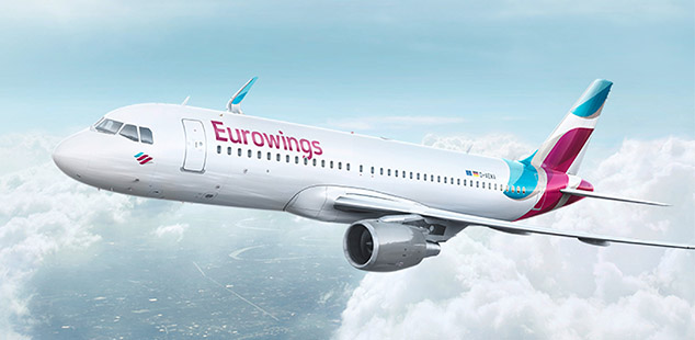 Eurowings and Budget Partnership