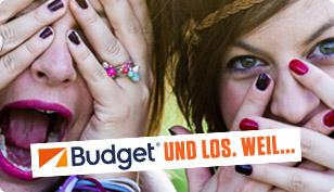 Budget Mietwagen - Jungfahrergebuehr