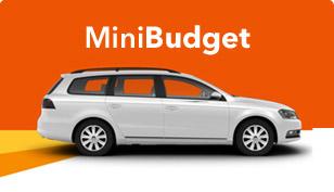 Budget Mietwagen - Mini Budget