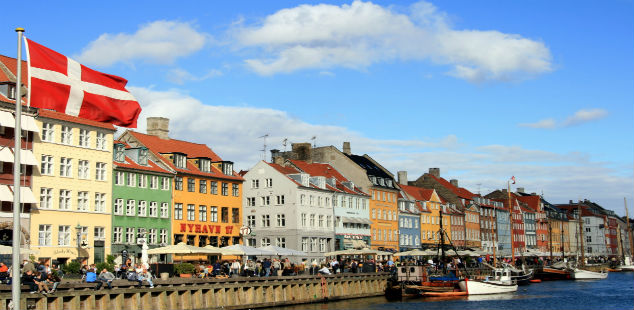 Oferta alquiler coches Dinamarca