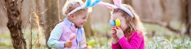 Jeu de Pâques : une surprise pour toute la famille !