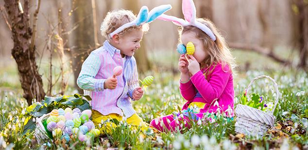 Fêtez les vacances de Pâques avec Budget