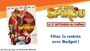 Jeu concours Le Petit Spirou