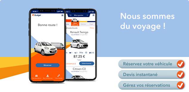 l'application iPhone Budget