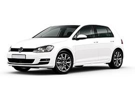 Bilexempel: VW Golf automat (bilgrupp D)