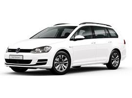 Bilexempel: VW Golf Sportscombi (bilgrupp H)