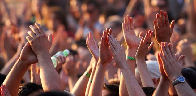 Festivaler i Sverige med Budget Biluthyrning