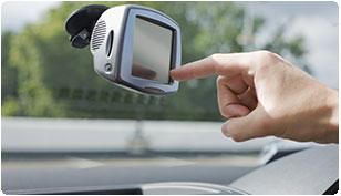 Gjør det enklere å finne veien med GPS