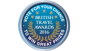 Vote for Budget at The British Travel Awards 2016