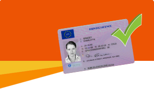 Advice and information about the abolition of the UK counterpart driving licence and renting with Budget.
