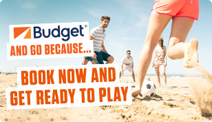 Budget and go - book now and get ready to play