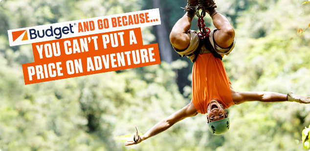 Budget and Go because... you can't put a price on adventure