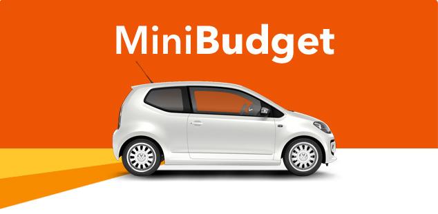 Ingen dikkedarer hos Budget Biludlejning