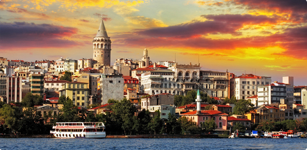 Travel to Turkey and enjoy 15% off