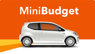 Off to Germany, Austria or Switzerland? Our MiniBudget package is ideal if you're planning an extended stay.