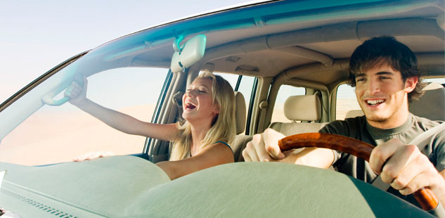 Hire a car from Budget for your family holiday