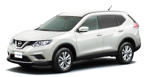 Nissan X-Trail hire from Budget South Africa